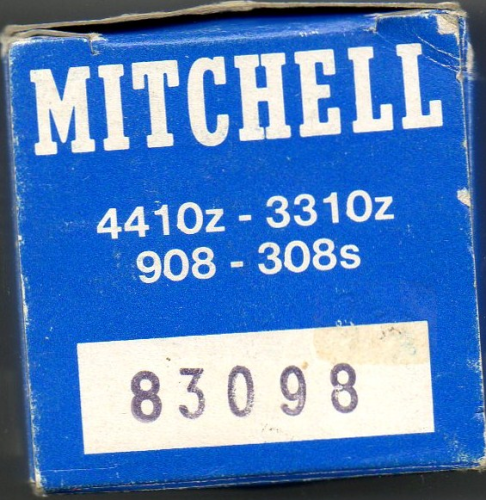 Mitchell 308S, 309S, 908, 909 & 4410 New Spool