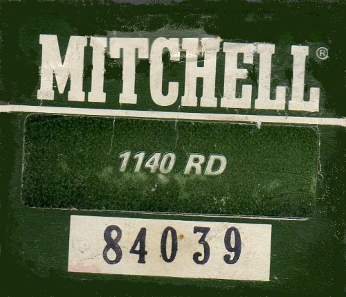 84039 Mitchell 1140RD Spool