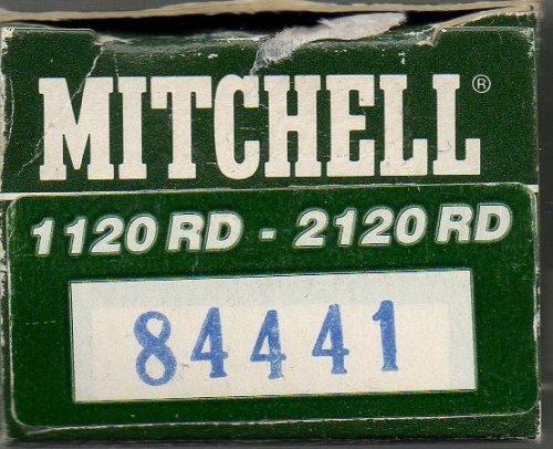 84441 Mitchell 1120RD-2120RD spool