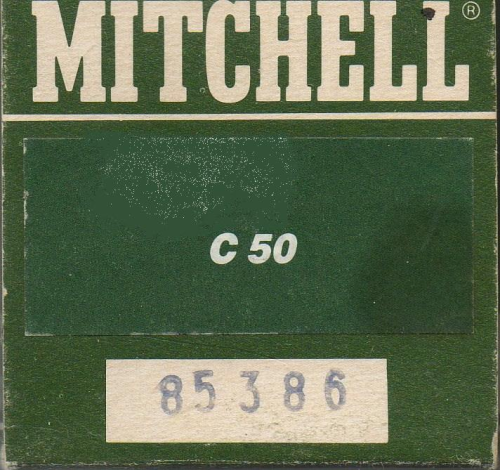 85386 Mitchell Casting 50 spool