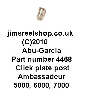 4468 Click plate post
