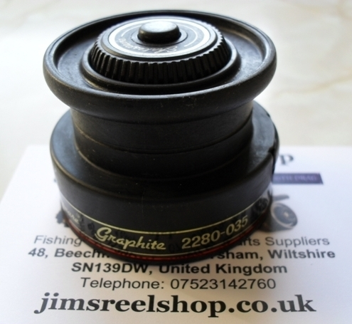 SHAKESPEARE GRAPHITE 2280-035 SPARE SPOOL