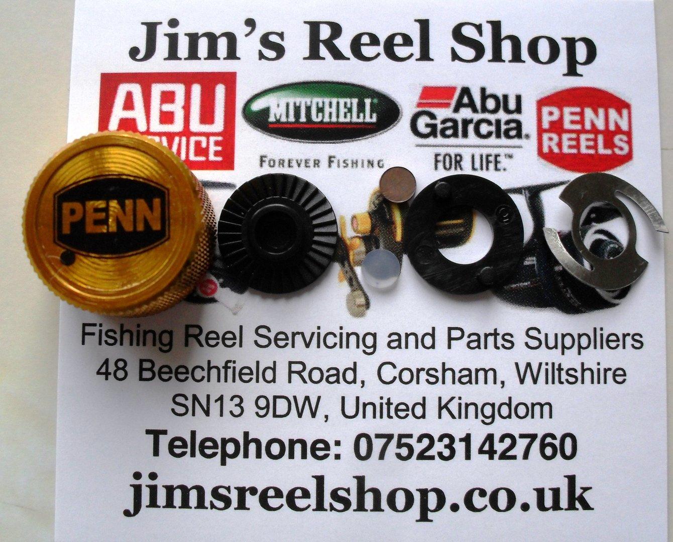 Daiwa reel repair parts spool tension kit