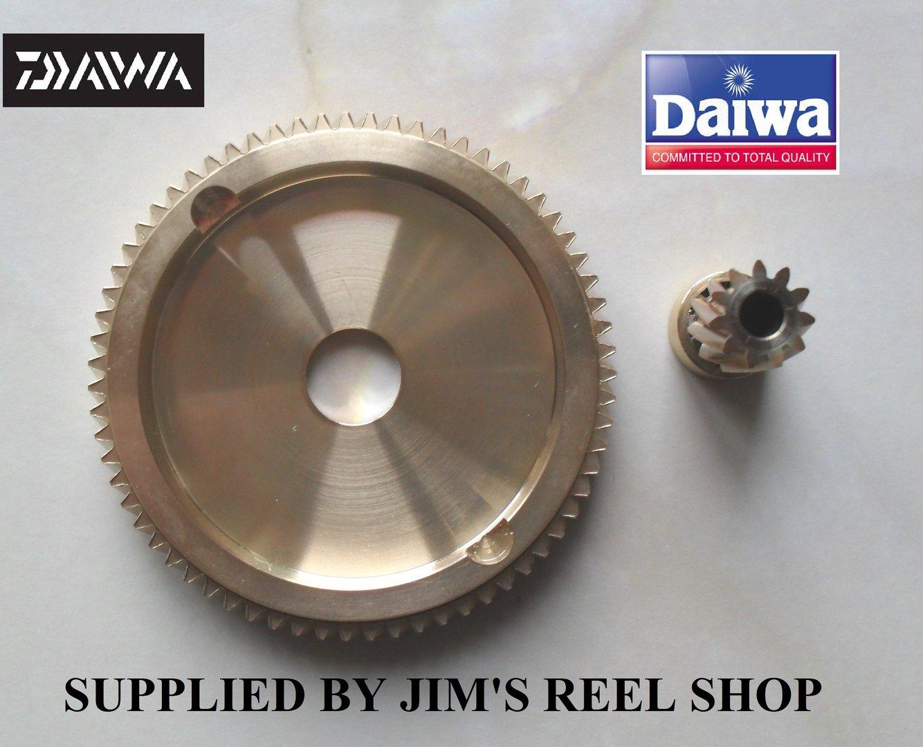 a6310906a6a NEW SL20SH & SL30SH MAIN GEAR & PINION GEAR SET - Jim's Reel Shop