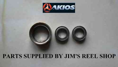 AKIOS SCORA 80/100 BAIL ROLLER & BALL BEARINGS