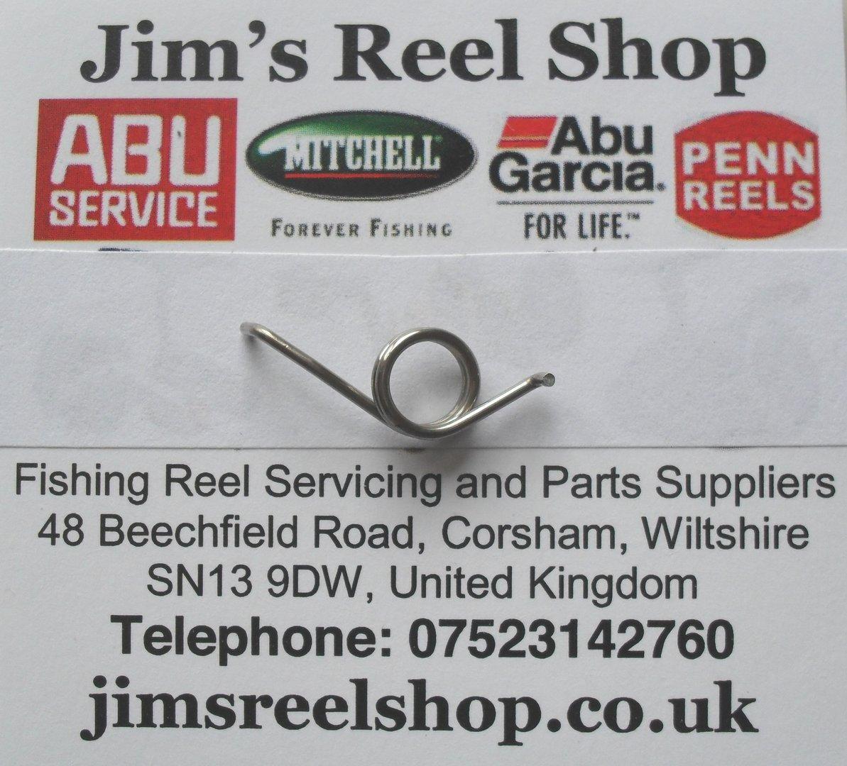 Daiwa spinning reel bail spring part f12 8901 jims reel shop pooptronica Images