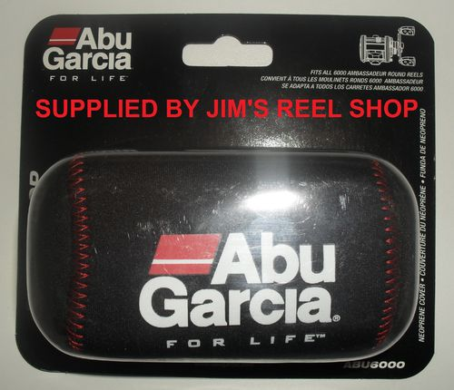 ABU 6000/6500/6600 NEOPRENE REEL CASE 1237140