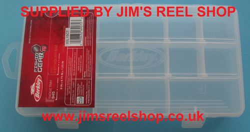 BERKLEY FISHING TACKLE TRAYS XXS SIZE 1337877