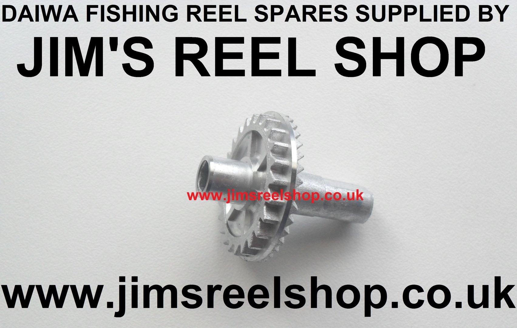e789bad9cd5 DAIWA 125M CLOSED FACE REEL DRIVE GEAR E07-8301 - Jim's Reel Shop