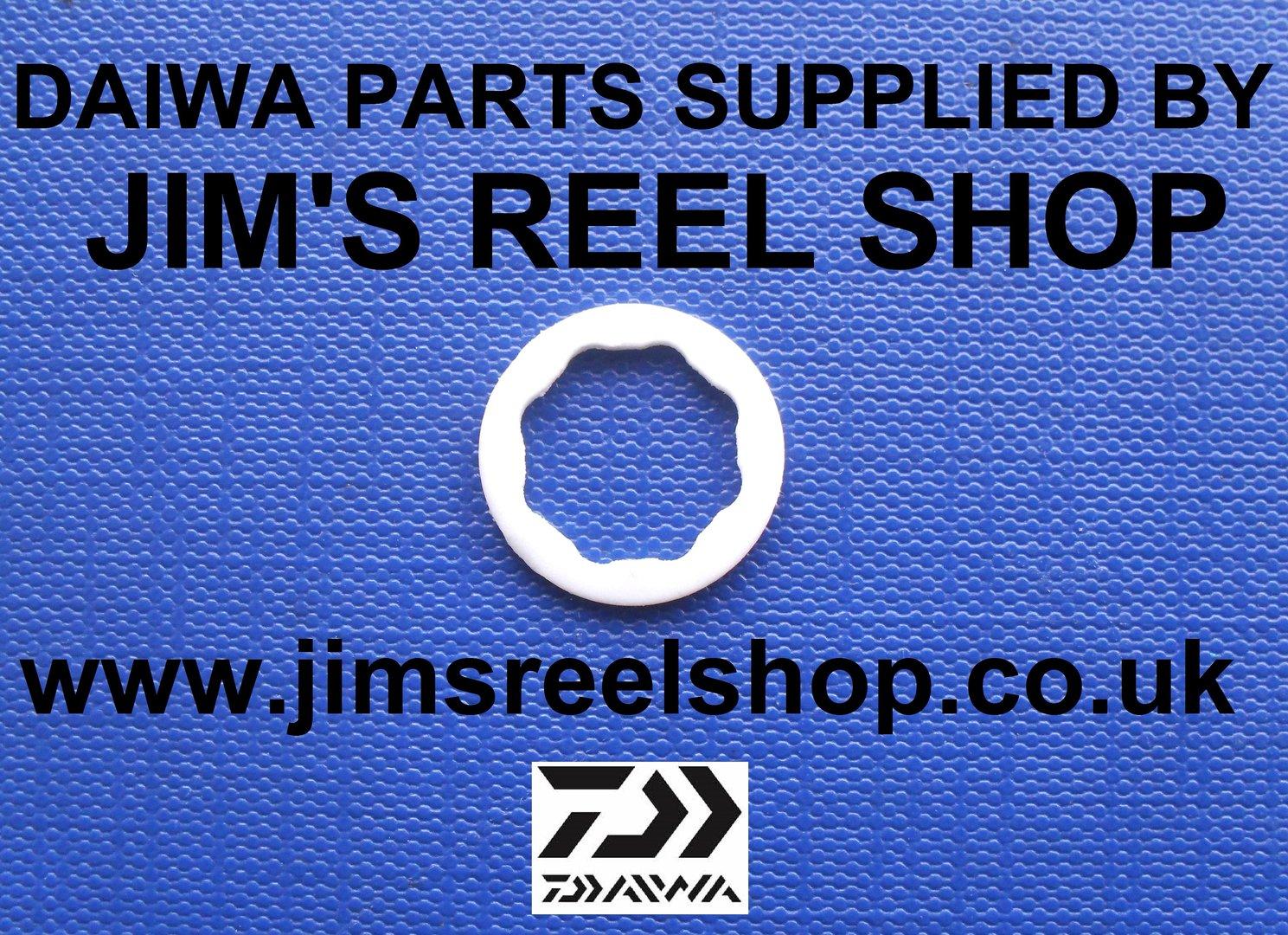 ca1e56137d5 DAIWA SALTIST 40/50 HA LEVEL WIND COG E62-8701 - Jim's .. DAIWA TD-R SPOOL  LINE LAY ADJUSTMENT WASHER - Jim's Reel Shop