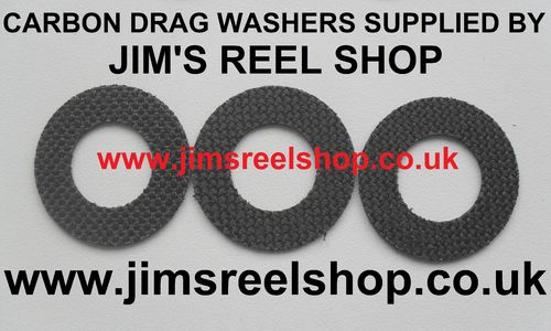 SHIMANO # 10081 CARBONTEX DRAG WASHER UPGRADE'S