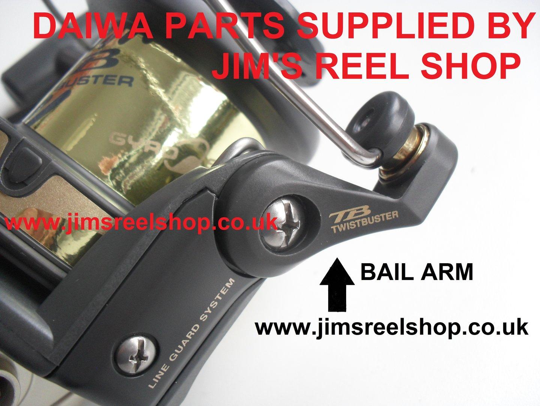ca4a5219405 DAIWA EMBLEM 4500/5000/5500/6000 BAIL ARM - Jim's Reel Shop