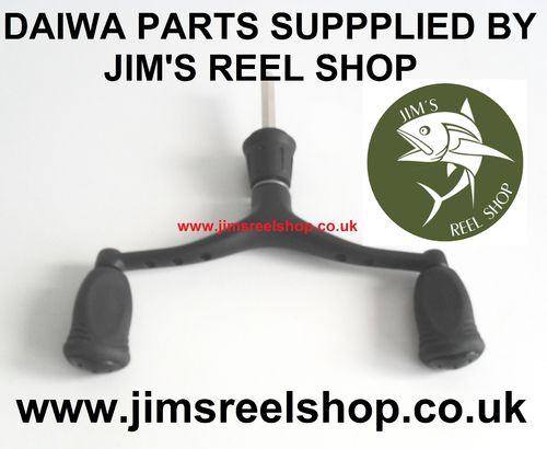 DAIWA LINEAR S NEW HANDLE ASSEMBLY's # H08-9601