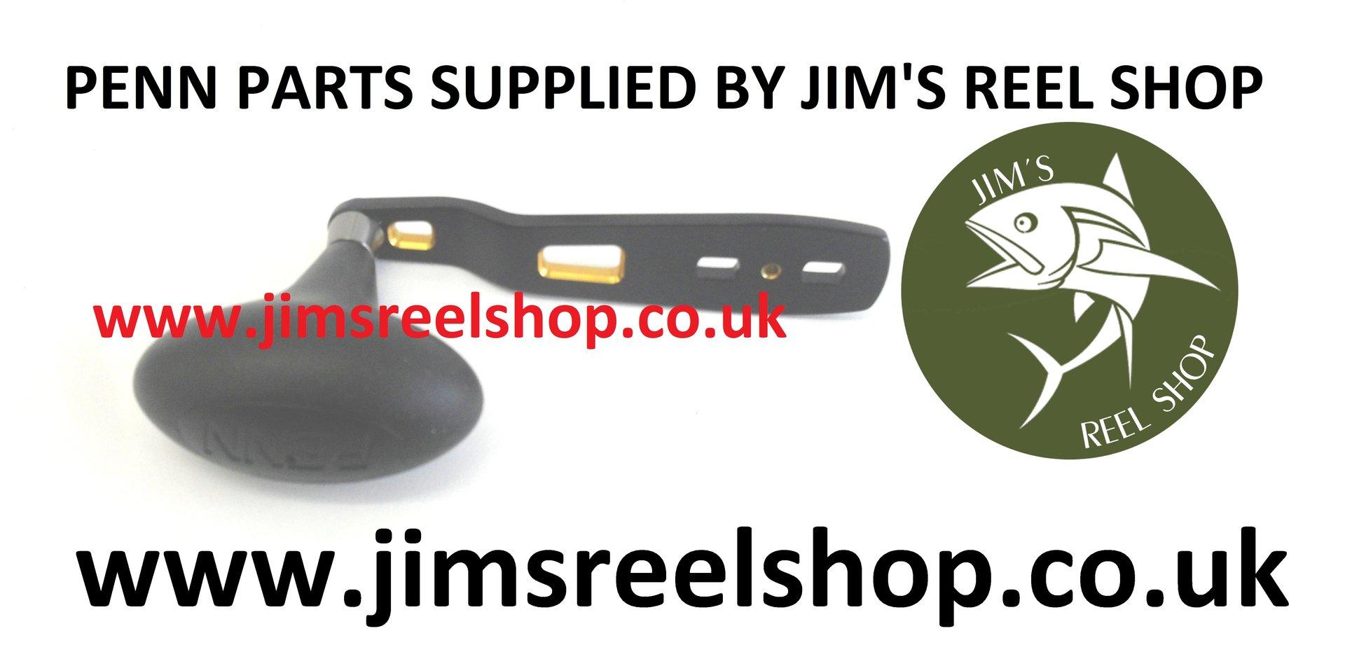 Penn Squall Lever Drag Handle 24 Trq40 1229501 Jims Reel Shop Parts Diagram