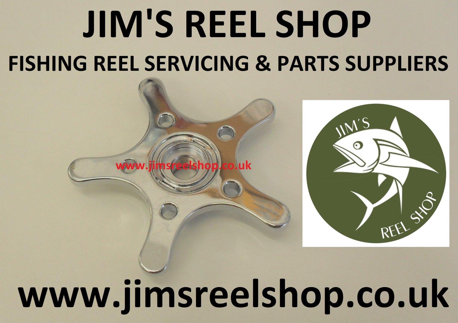 434c5ce7442 DAIWA SALTIST 30TH/40H/50H STAR DRAG # G60-5301 - Jim's Reel Shop