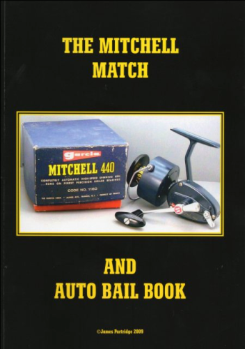THE MITCHELL MATCH 440 AUTO BAIL REFERENCE BOOK