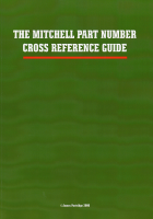 The Mitchell Part Number Cross Reference Book