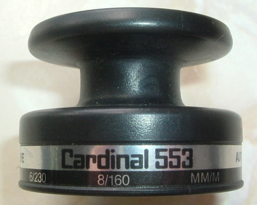 Cardinal 553 Spool, design 2