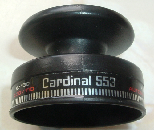 Cardinal 553 spool design -1