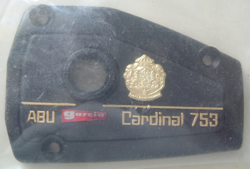 Cardinal 753 Side Cover Part number 977003