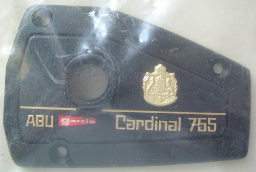 ABU Cardinal 755 Side Cover. Part number 977067