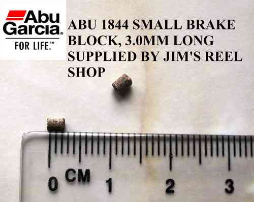 ABU AMBASSADEUR SMALL FIBRE BRAKE BLOCKS # 1844