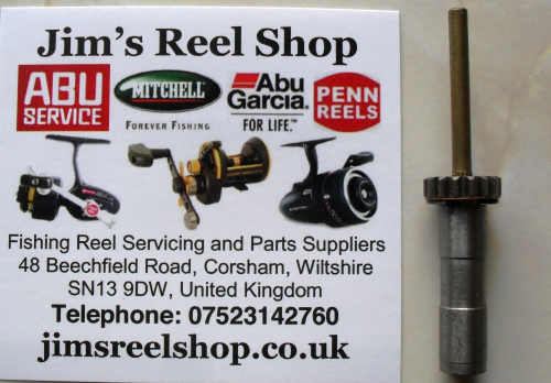 Abu 503 and 505 Pinion Gear