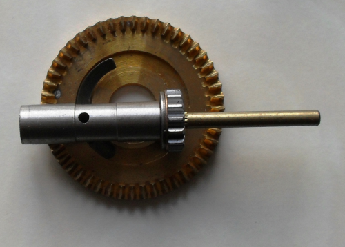 ABU 503 & 505 CLOSED-FACE MAIN & PINION GEAR's