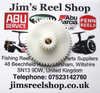 AKIOS LEVEL WIND OSCILLATION COG WHEELS # 66304