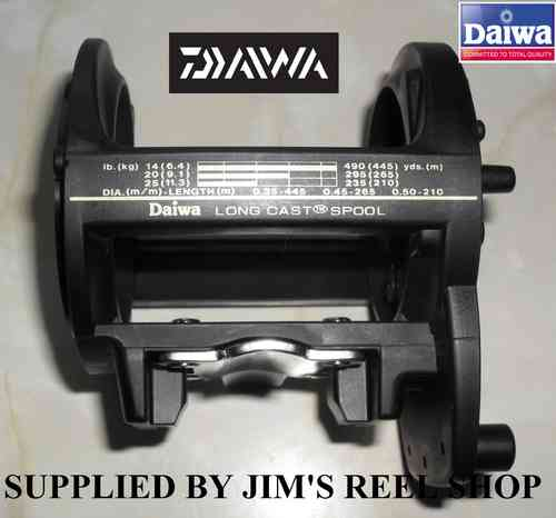 04ba67ecf5e DAIWA SLOSH SL30SH FRAME/CAGE ASSEMBLY E52-7804 - Jim's Reel Shop