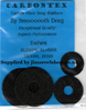 SMOOTH DRAG DAIWA SLOSH CARBON DRAG WASHER KITS