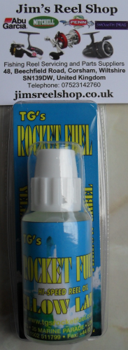 TG Development BEARING YELLOW LABLE ROCKET FUEL