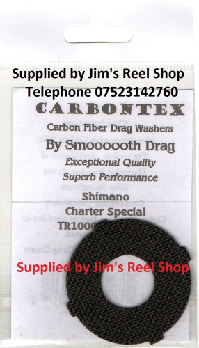 SHIMANO CHARTER SPECIAL TR1000/2000LD CARBONTEX