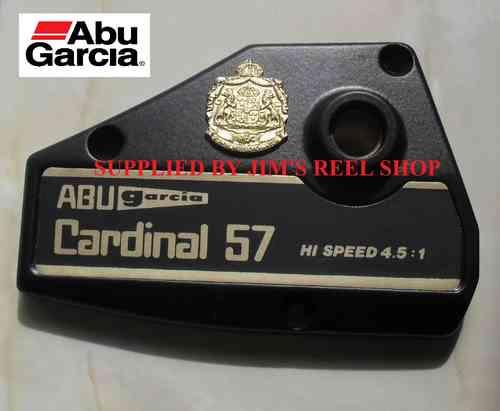 New Old Stock ABU CARDINAL 57 SIDE COVER 11306
