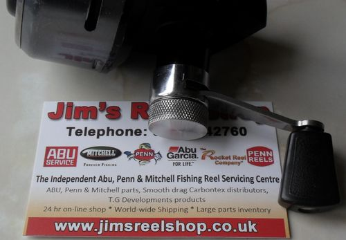 ABU 506/506M/507/508 CUSTOM DRAG ADJUSTER KNOBS