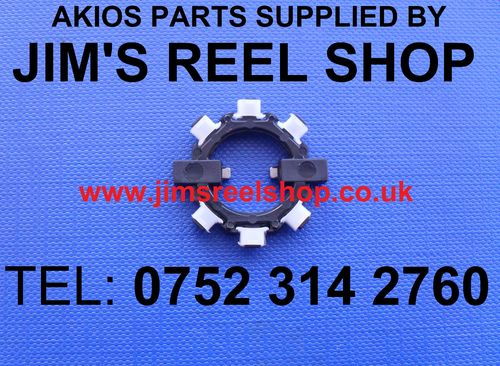 AKIOS 656  MULTI'S SPOOL SIX BRAKE BLOCK ASSY'S