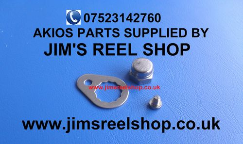 AKIOS 551 & 661 HANDLE SECURING KIT LEFT HANDED