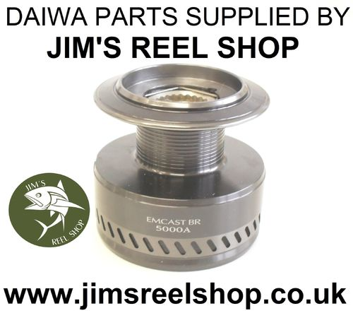 DAIWA EMCAST BR 5000A SPOOL ASSEMBLY # W94-0401
