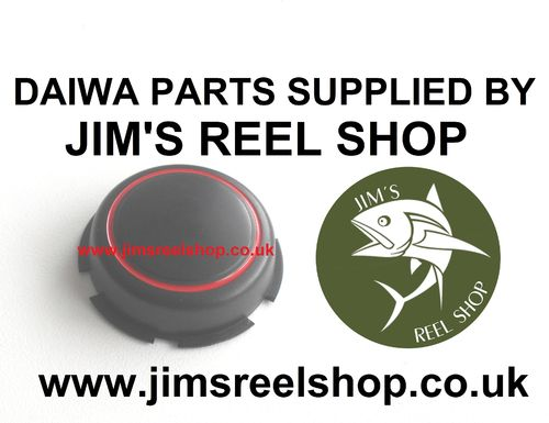DAIWA 123M & 125M CLOSE FACE PUSH CAP #E08-0001