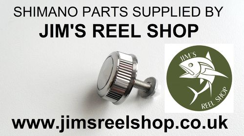 SHIMANO NEW HANDLE SCREW CAP ASSEMBLY # RD18555