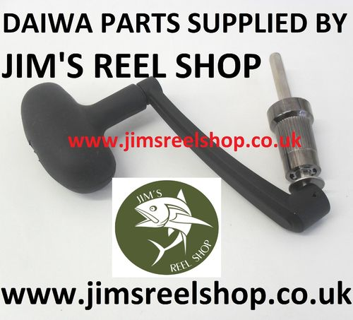 DAIWA REGAL PLUS 5000BRi HANDLE ASSY. #W50-2301