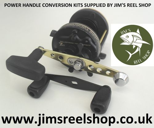 ac5d819779f DAIWA 7HT MILLIONAIRE POWER HANDLE CONV. #KIT-2 - Jim's Reel Shop