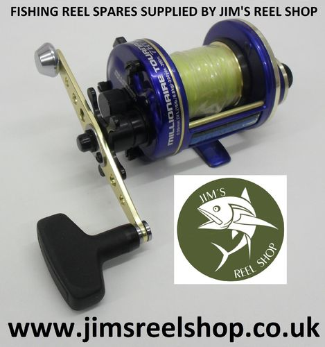 POWER HANDLE FOR DAIWA MILLIONAIRE 7HT MAG KIT1