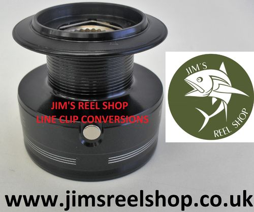JRS LINE CLIP KITS FOR THE DAIWA BLACK WIDOW BR