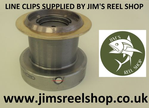 LINE CLIPS FOR THE DAIWA EMCAST ADVANCED REELS