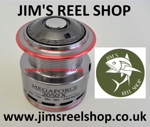 DAIWA MEGAFORCE 2050X SPARE SPOOL # W10-4603